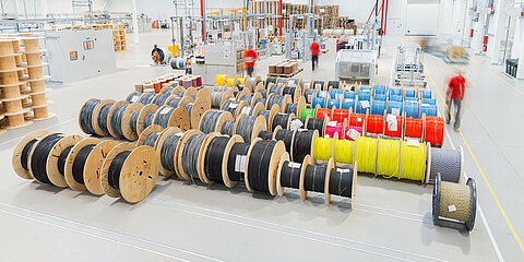 cable production in Poland