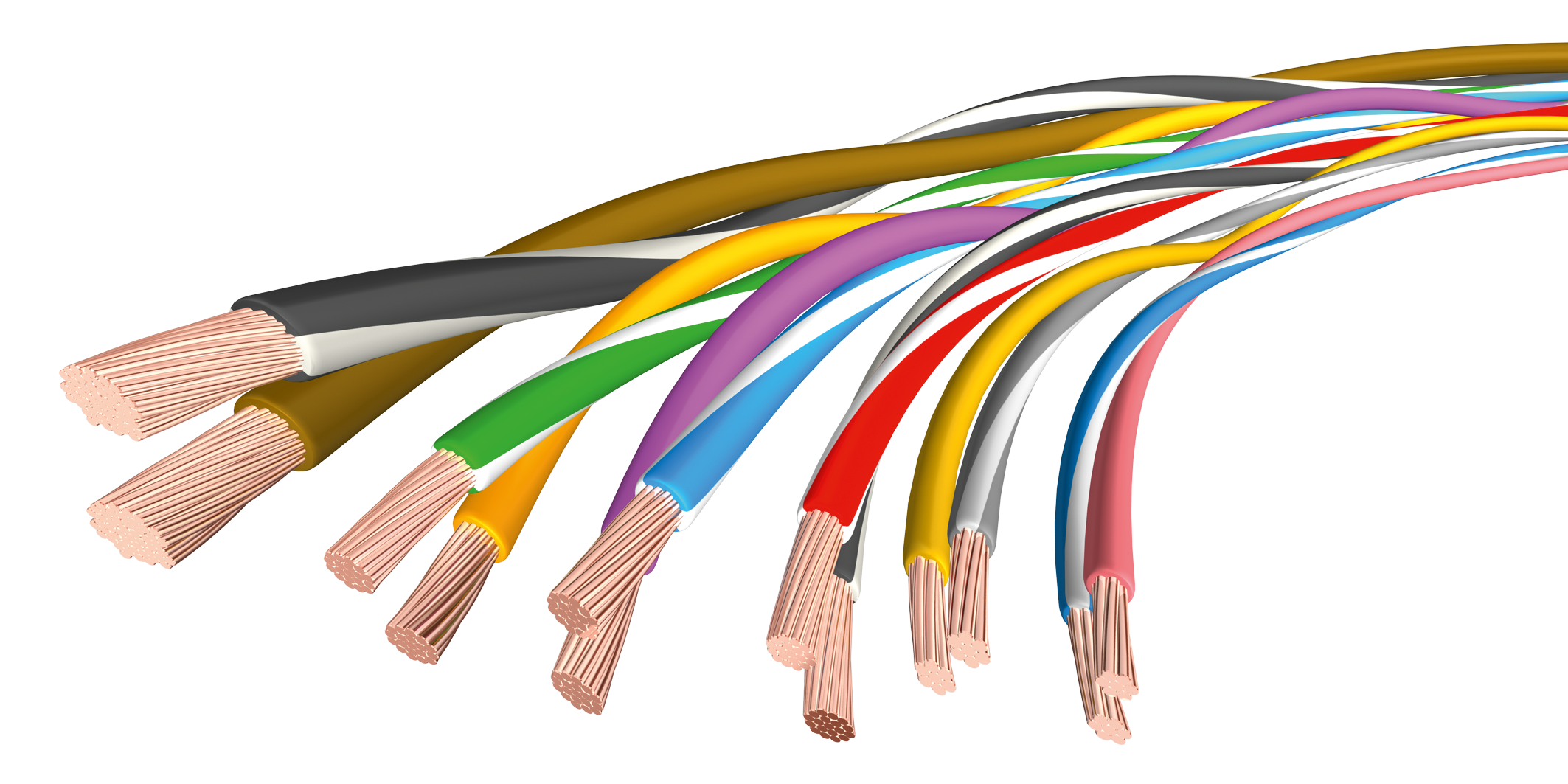 Our Full Product Range Of Wires And Cables